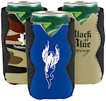 Neoprene Beverage Babe Can Coolers